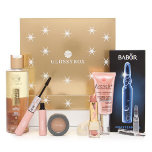 GLOSSYBOX Beauty All Stars' Holiday Limited Edition 2016