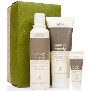 Aveda Damage Remedy Gift Set (Worth £58.50)