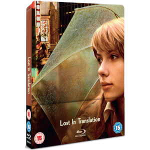 Lost In Translation - Zavvi Exclusive Limited Edition Steelbook