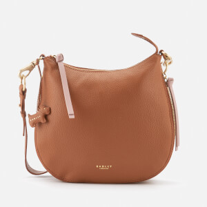 Radley Women's Pudding Lane Large Ziptop Cross Body Bag - Indus Tan