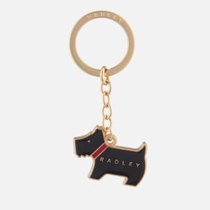 Radley Women's Pageant Keyring - Black