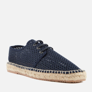 Hudson London Men's Benson Mesh Espadrilles - Navy: Image 2