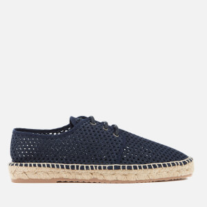 Hudson London Men's Benson Mesh Espadrilles - Navy: Image 1