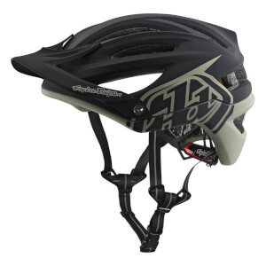 Troy Lee Designs A2 MIPS Decoy MTB Helmet - Black/Stone