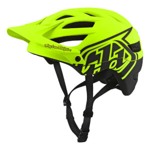 Troy Lee Designs A1 MIPS Classic MTB Helmet - Yellow