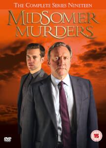 Midsomer Murders - Series 19 Complete