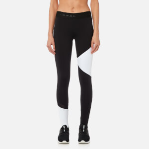Koral Women's Glacier Leggings - Black/White