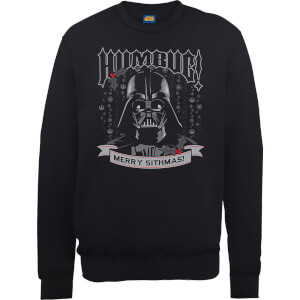 Star Wars Darth Vader Merry Sithmas Black Christmas Sweatshirt