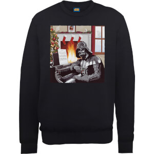 Star Wars Darth Vader Piano Player Black Christmas Sweatshirt
