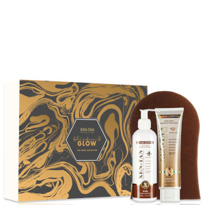 Xen-Tan Glisten and Glow Tanning Set