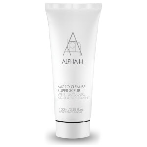 Alpha-H Micro Cleanse Super Scrub -kuorinta-aine 200ml