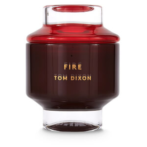 Tom Dixon Element Scent Candle Large - Fire