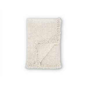 Tom Dixon Boucle Throw - Natural