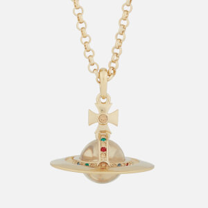 Vivienne Westwood MAN Men's New Small Orb Pendant - Gold