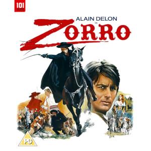 Zorro (Dual Format Edition)