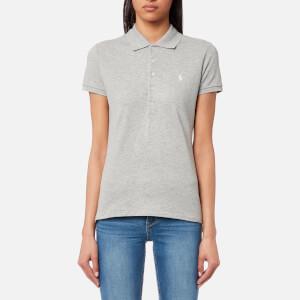 Polo Ralph Lauren Women's Julie T-Shirt - Andover Heather