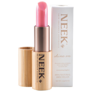 Neek Skin Organics 100% Natural Vegan Lipstick - Shine On