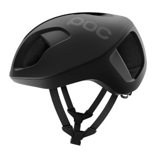 POC Ventral SPIN Helmet - Uranium Black