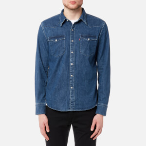 Levi's Men's Barstow Western Shirt - Brooklyn Stretch Mid