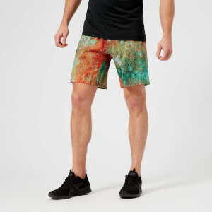 Reebok Men's CrossFit Speed Shorts - Turquoise