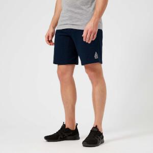 Reebok Men's CrossFit Sweat Board Shorts - Collegiate Navy