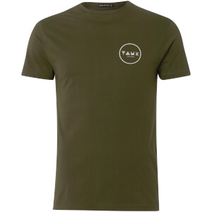 Camiseta Friend or Faux Hales - Hombre - Verde militar