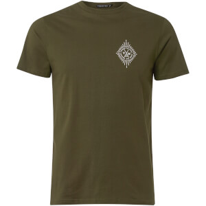 Camiseta Friend or Faux Kamikaze - Hombre - Verde militar