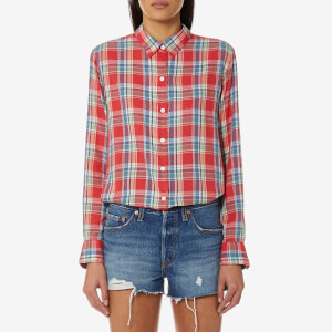 Levi's Women's Avery Shirt - Lauren Chrysanthemum