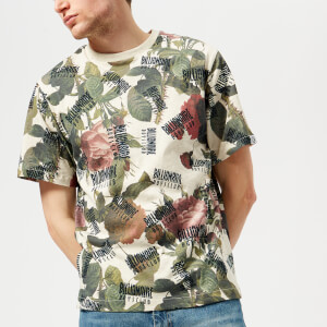Billionaire Boys Club Men's Floral All Over Print T-Shirt - Floral
