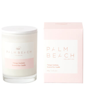 Palm Beach Vintage Gardenia Mini Candle 90g