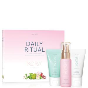 Kora Organics Daily Ritual Kit - Normal/Dry