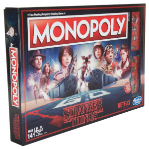Monopoly - Stranger Things Editie