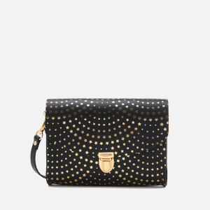 The Cambridge Satchel Company Women's Push Lock Bag - Gold Star Haze
