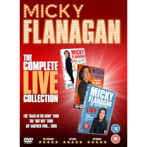 Micky Flanagan The Complete Live Collection (2017)