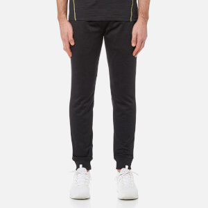 Lyle & Scott Men's Greene Slim Fit Fleece Track Pants - True Black