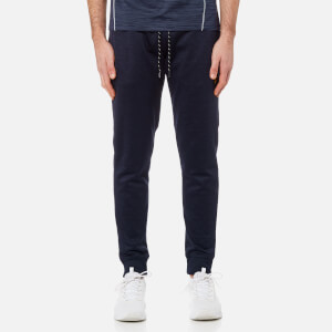 Lyle & Scott Men's Greene Slim Fit Fleece Track Pants - Navy