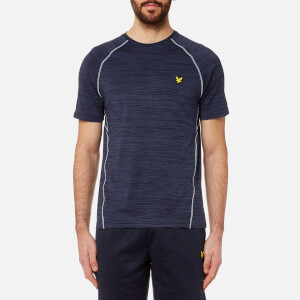 Lyle & Scott Men's Jones Training T-Shirt - Navy