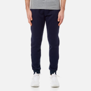 Lyle & Scott Men's Fergusson Knitted Fleece Track Pants - Navy