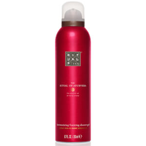 Rituals The Ritual of Ayurveda Foaming Shower Gel 200ml