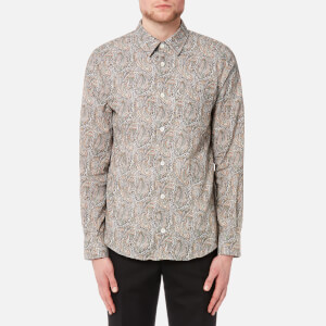 A.P.C. Men's Chemise Atelier Shirt - Multicolore