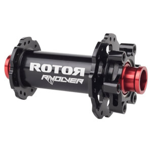 Rotor RVOLVER Front Hub Disc I.S Boost - 32H, TH 15 x 110mm
