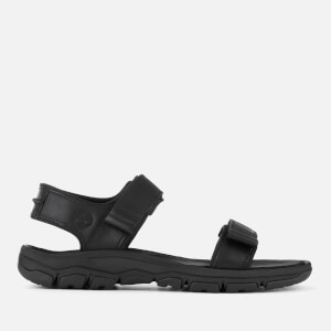 Timberland Men's Roslindale 2 Strap Sandals - Jet Black