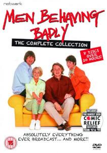 Men Behaving Badly: The Complete Collection (Fremantle Repack)