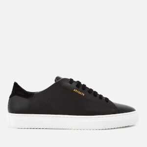 Axel Arigato Men's Clean 90 Leather Trainers - Black
