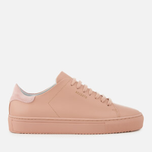 Axel Arigato Women's Clean 90 Leather Cupsole Trainers - Pale Nude