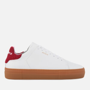 Axel Arigato Men's Clean 360 Leather Trainers - White