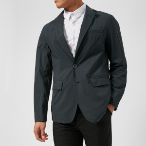 Herno Men's 3 Layer Blazer - Navy