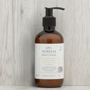 Little Aurelia from Aurelia Probiotic Skincare Sleep Time Top to Toe Cream -vartalovoide 240ml