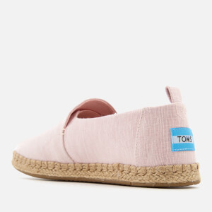 TOMS Women's Deconstructed Alpargata Chambray Espadrilles - Blossom: Image 2