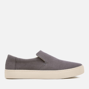 TOMS Men's Lomas Canvas Slip-On Trainers - Shade Heritage